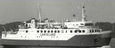 Funen ferry Langeland