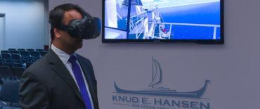 shipspace KNUD E. HANSEN VR tool