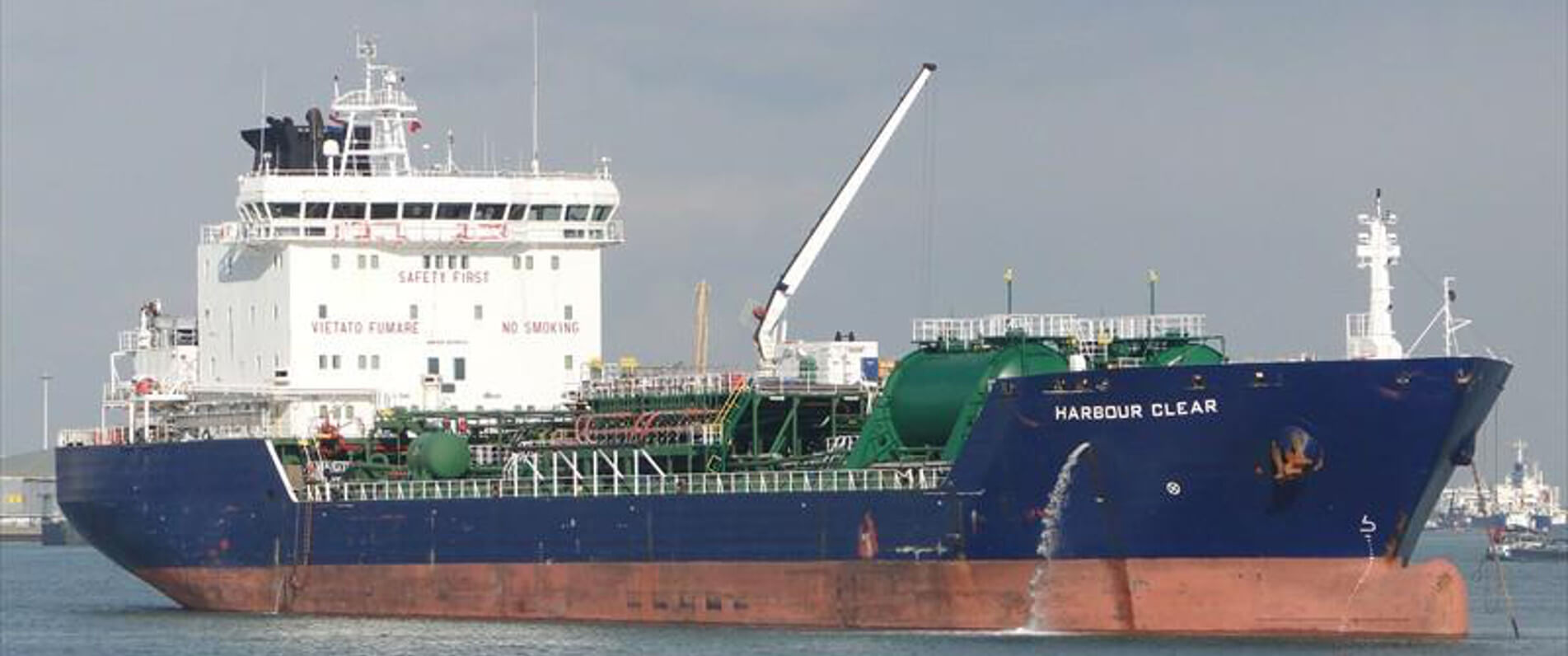 Chemical Tanker Conversion: Hot-Water Cargo Heating