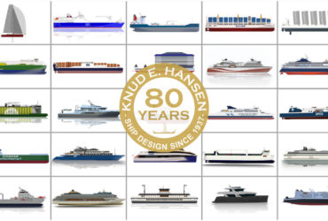 KNUD E. HANSEN Shipdesign since 1937 key services