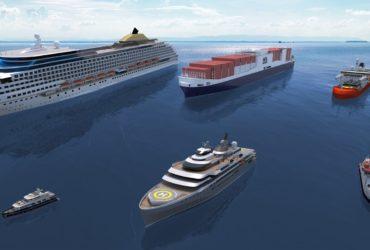 Knud E Hansen ship designing