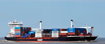 1467 TEU Container Vessel mark X