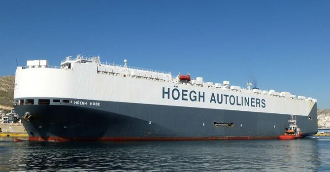 Lenghtening of 19,2 m car carrier