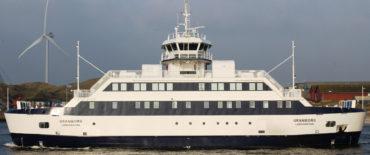 Basic Design double ended vessel Uraniborg