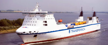 Basic Design of RoRo with large capacity high speed and fast turnaround MS Stena Forerunner