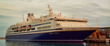 Cruise vessel MS Olympic voyager and MS Olympic Explorer Knud E. Hansen Design