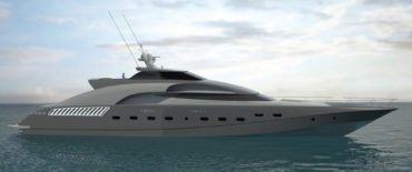 Design of Luxury Yacht Range for Series Production