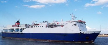 Design of RoRo vessel European Pioneer