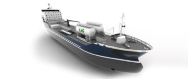 Concept and tender design of LNG TANKER Chemical Tanker 13070.01