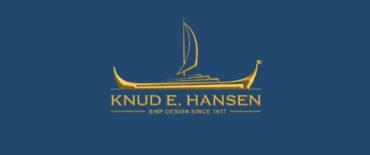 KNUD E. HANSEN logo 80 years