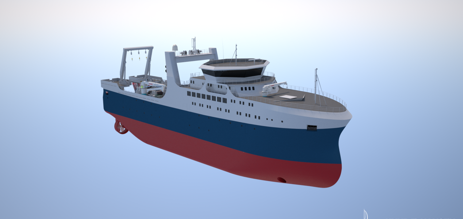 Rethinking the ocean trawler   KNUD E  HANSEN