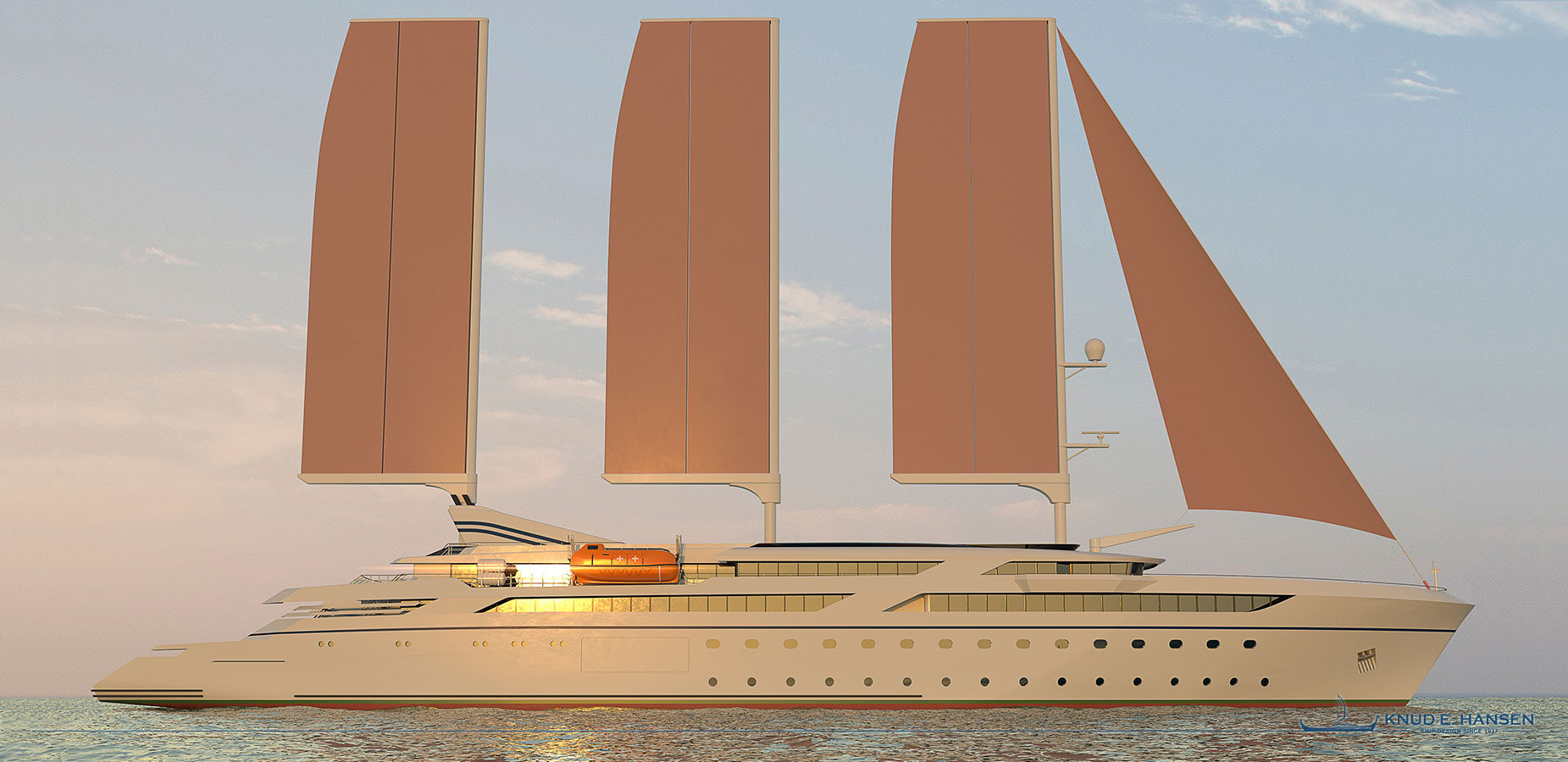 110 m adventure wind cruise vessel knud e hansen. Black Bedroom Furniture Sets. Home Design Ideas